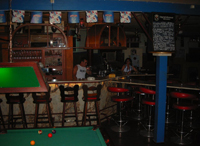 Billard-Cafe I.Stock, Bar